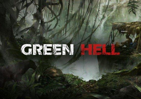 [PC] Green Hell (Steam Key) @Gamivo