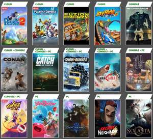 Xbox Game Pass - nowe tytuły m.in. Maneater, Wild at Heart, Conan Exiles, Knockout City i więcej..