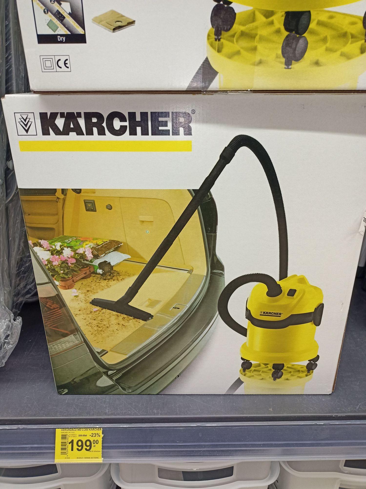 Odkurzacz Karcher WD 2