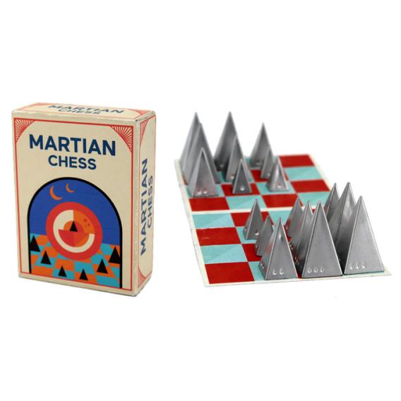 gra planszowa Martian Chess / Szachy Marsjańskie