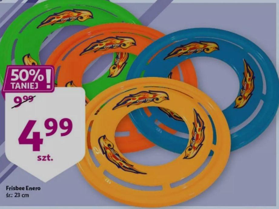 Frisbee enero dysk do rzucania ø23cm @Auchan