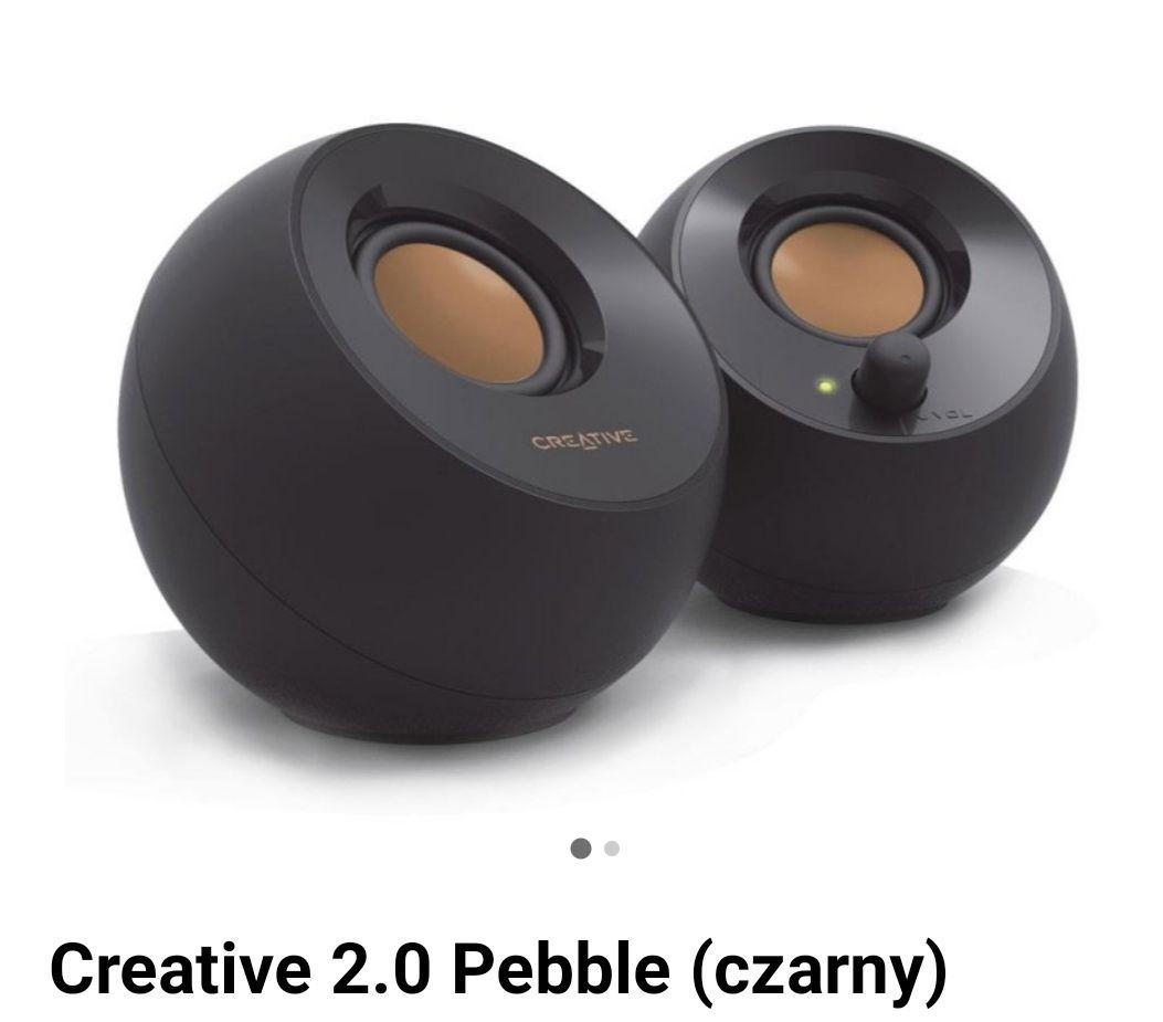 Głośniki Creative 2.0 Pebble