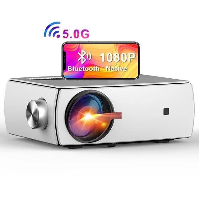 Projektor Full HD YG430 (z Wifi i bluetooth) @ Light In The Box