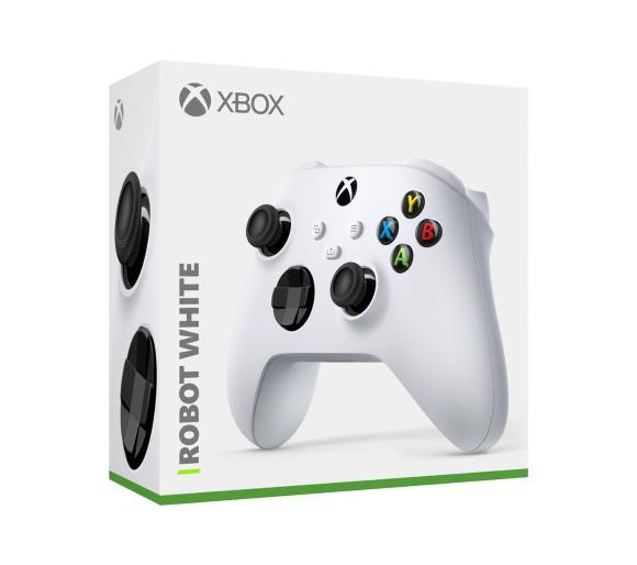 Kontroler bezprzewodowy Xbox Series X/S biały