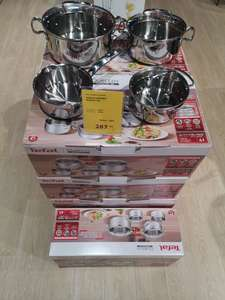 Tefal Duetto+ 7elementow @ Tefal