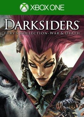Darksiders Fury's Collection - War and Death Xbox Plati Market 343,2 Rubli