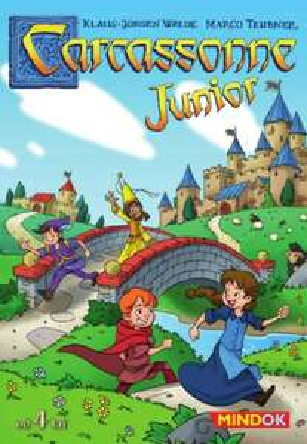 Bard Gra planszowa Carcassonne Junior