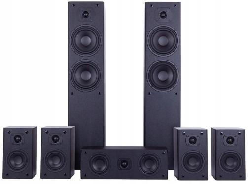 Zestaw kolumn M-AUDIO HCS-9920 7.0 MKIII 680W