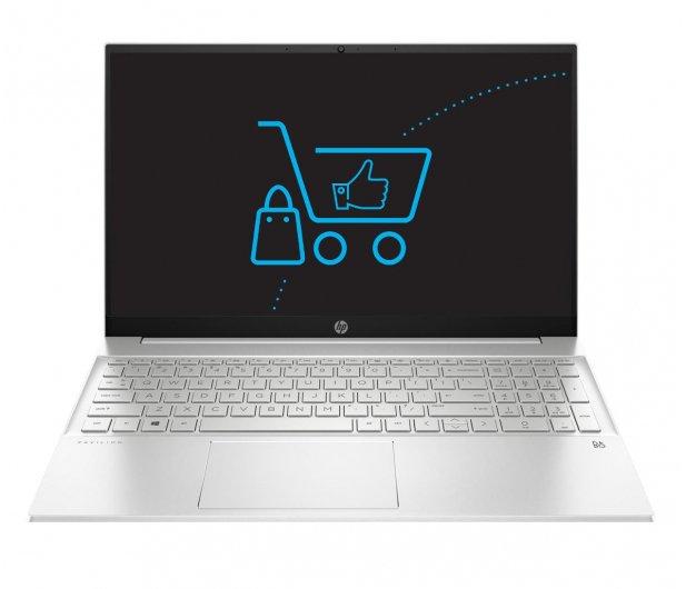 Laptop HP Pavilion 15 i5-1135G7/8GB/512/Win10 Silver @x-kom