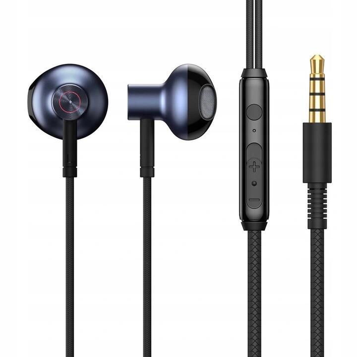 Słuchawki douszne przewodowe Baseus Encok H19