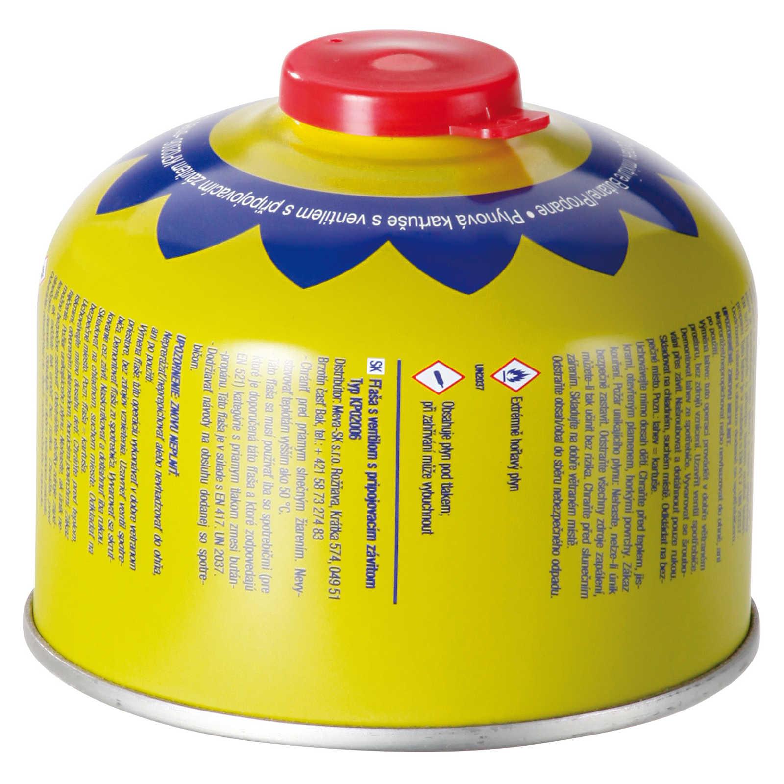 Kartusz nabój gazowy do kuchenki gwint 7/16 230g w cenie 100g