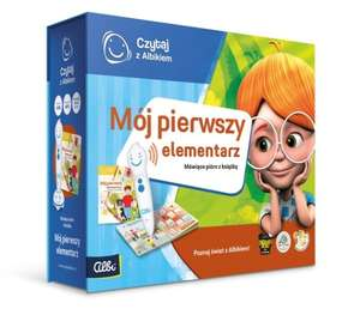 Zestaw Mój pierwszy elementarz - Promocja Dzień Dziecka dla produktów Albi