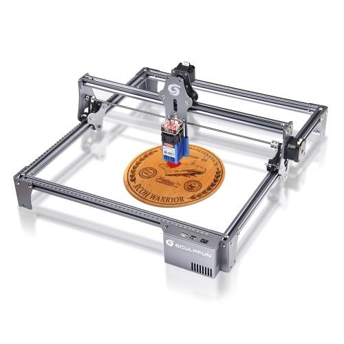 Maszyna do grawerowania laserowego SCULPFUN S6 30W @ Cafago
