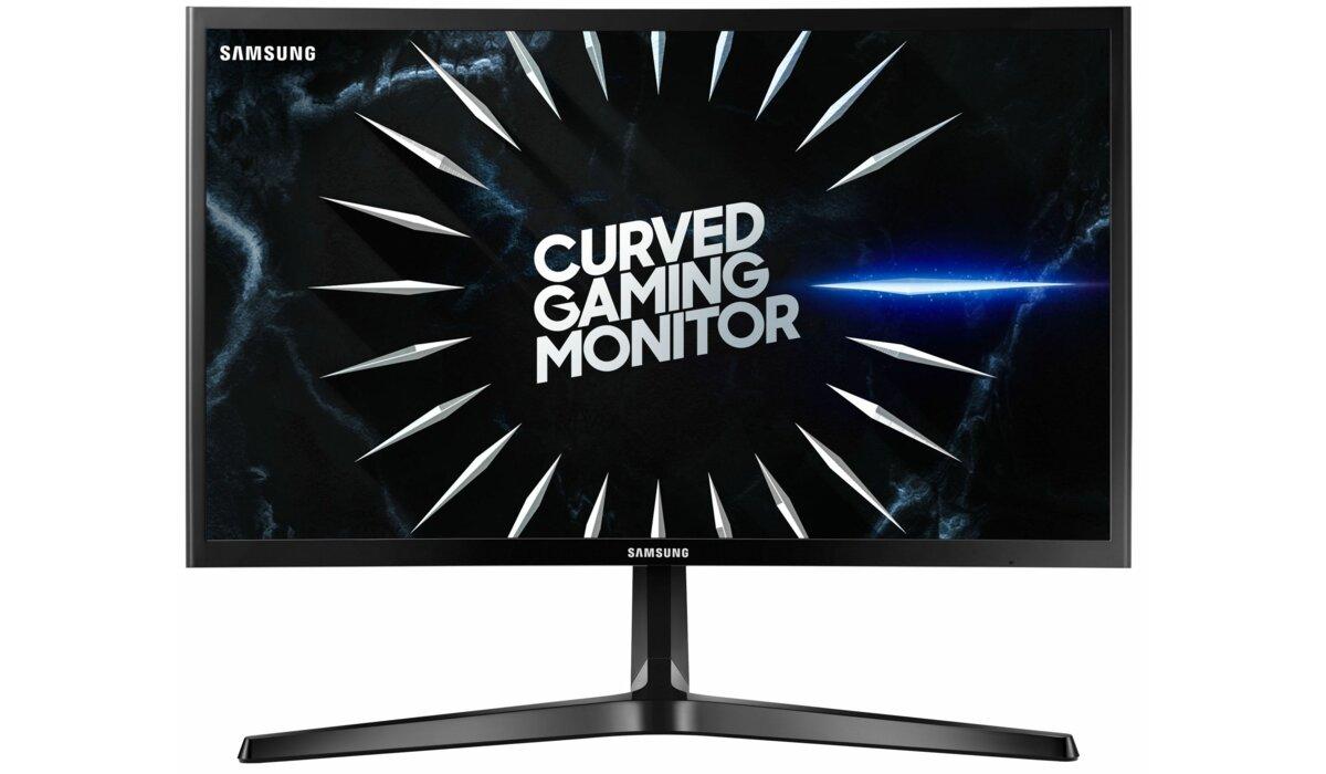 "Monitor SAMSUNG C24RG50FQU 24"", 144Hz, 4 ms, VA"