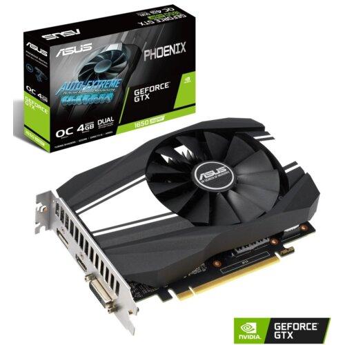 Karta graficzna ASUS GeForce GTX1650 Super OC Phoenix 4GB