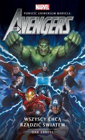 Książki Marvel Avengers/ Spiderman/ X-Men