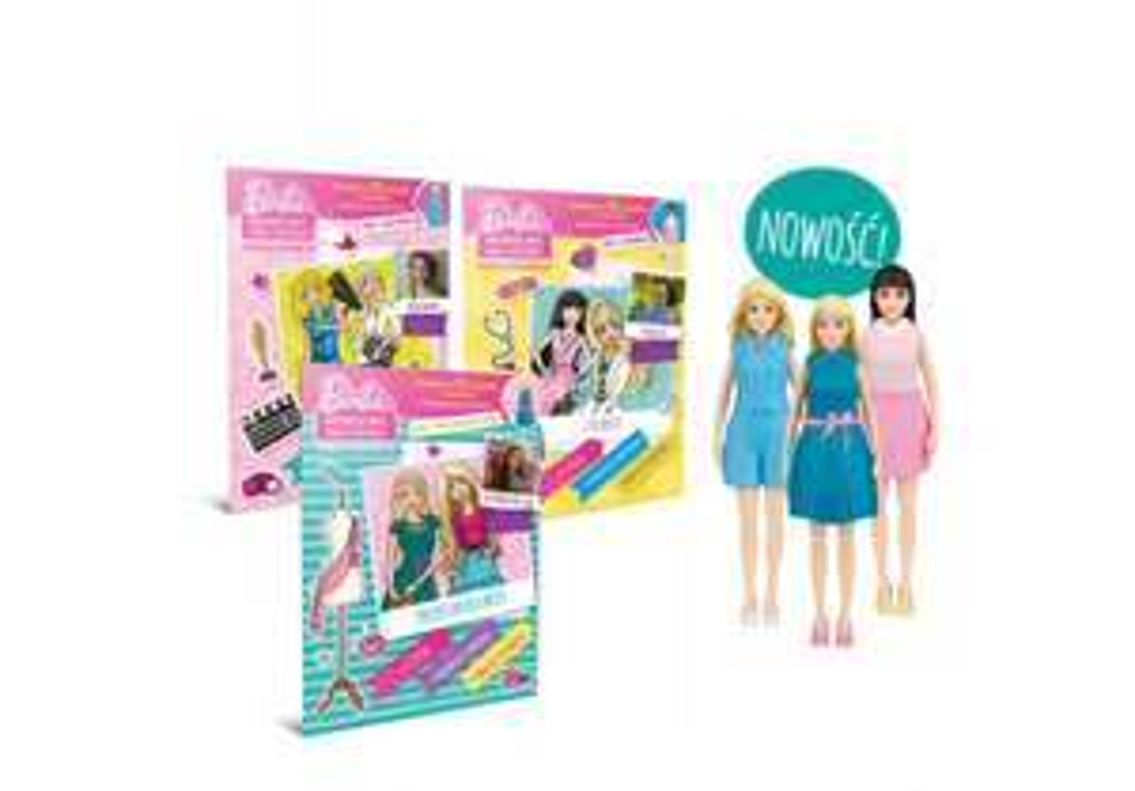 Barbie możesz być kim chcesz! - laleczki po 6,6zł allegro smart
