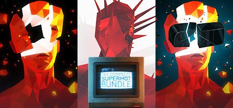 Superhot Bundle Steam (Superhot, Superhot Mind Control Delete & Superhot VR)