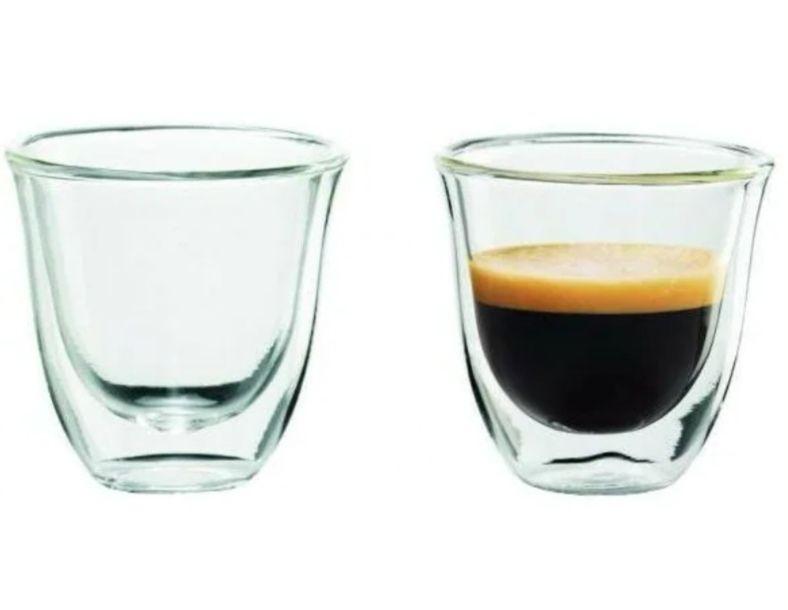 Szklanki espresso delonghi