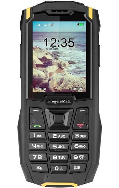 Telefon komórkowy Kruger & Matz Iron 2 32MB RAM 2,4 cali