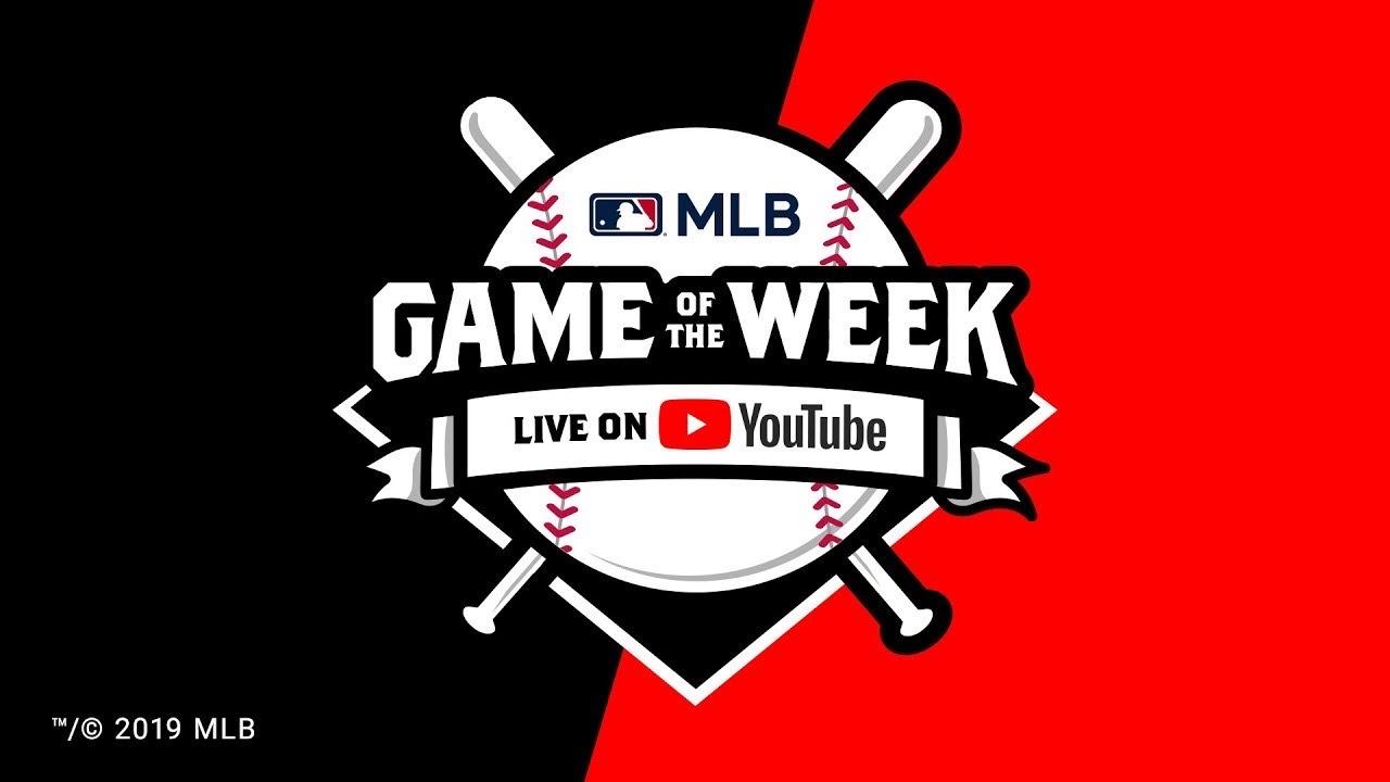 Spotkania MLB (baseball) na żywo za darmo na Youtube