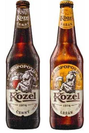 Piwo Kozel - carrefour