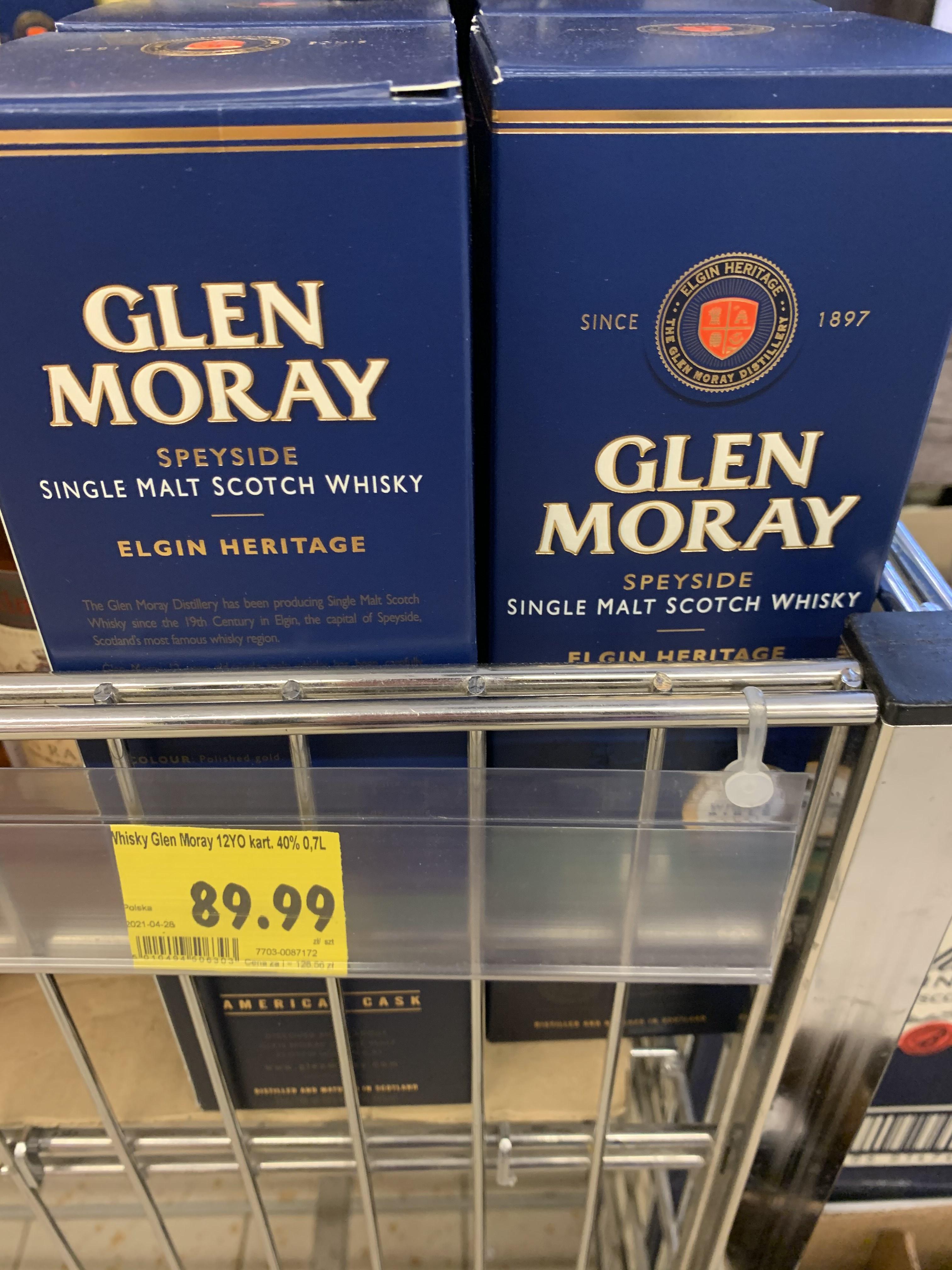 Glen Moray 12YO