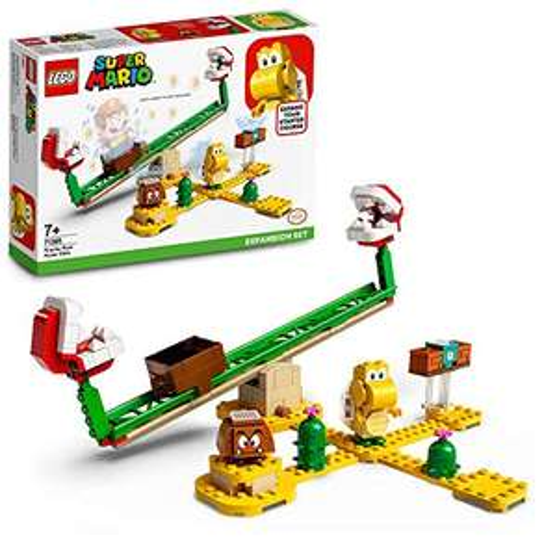 Klocki Lego 71365 Super Mario Zjeżdżalnia Piranha Plant
