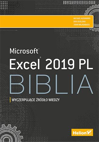 Excel 2019 PL. Biblia (ebook)