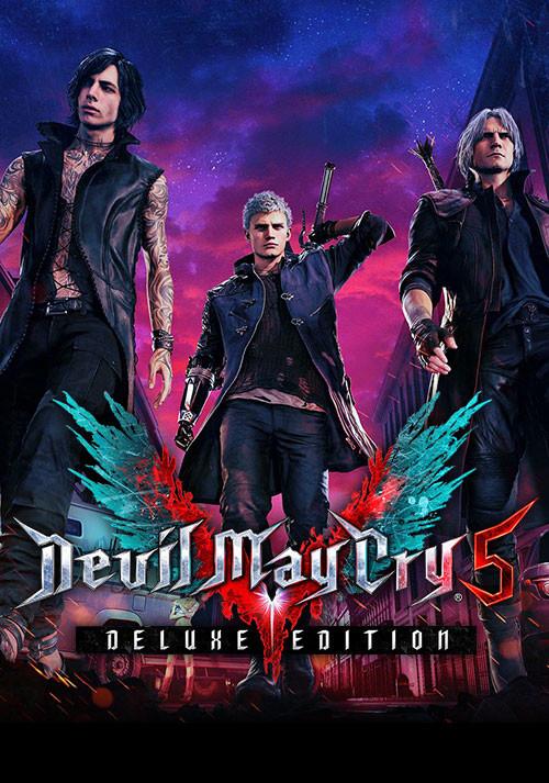 Devil May Cry 5 Deluxe Edition na PC za 22,03