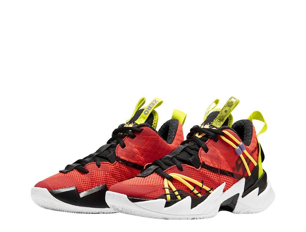 Obuwie do koszykówki Jordan WHY NOT SE - r. 40-45 @ZalandoLounge