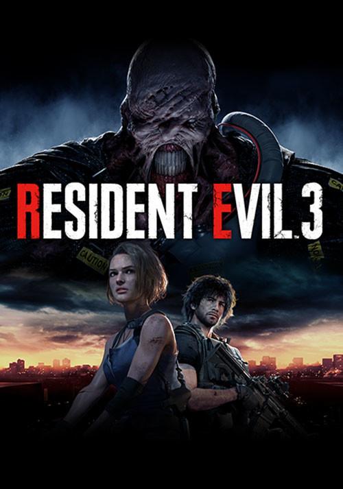 Resident Evil 3 Steam