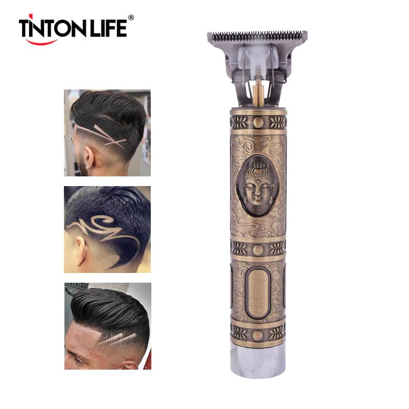 Bezprzewodowa mini maszynka do włosów