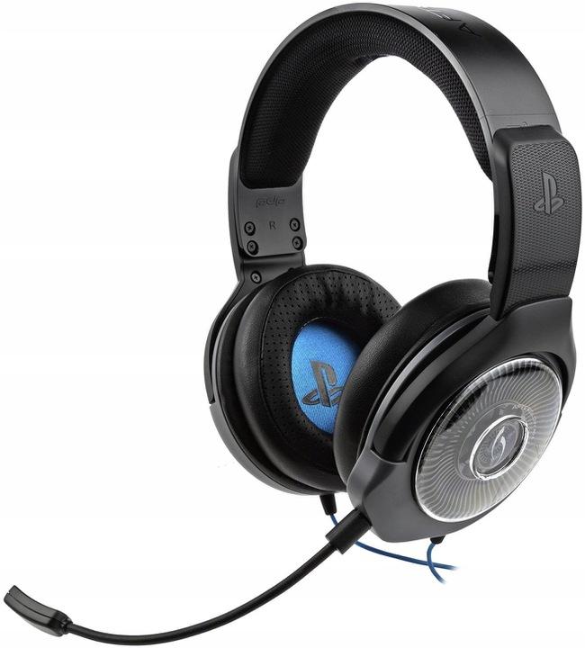 Słuchawki nauszne PDP Afterglow AG 6 PS4