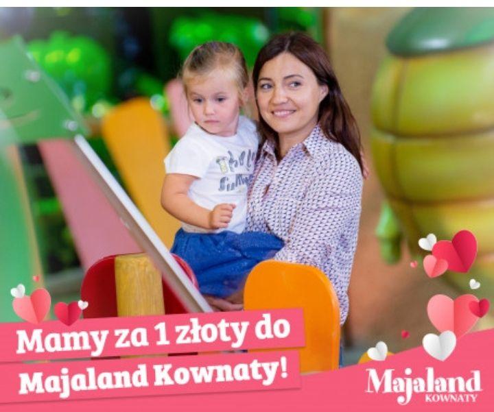 Majaland Kownaty na dzień matki wejście za 1 zł
