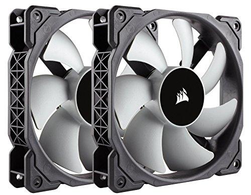 Wentylatory PC chłodzenie 2 Pak Corsair ML120 120mm PWM Magnetic Levitation Fan 2szt 13,38 € Amazon pl 62,54 PLN
