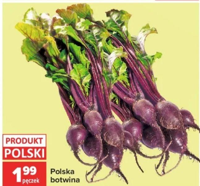 Polska botwinka. Carrefour