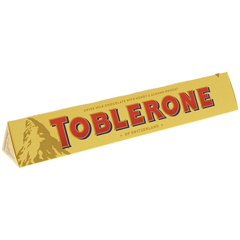 Toblerone 100 g / 200 g 6.49 - Action