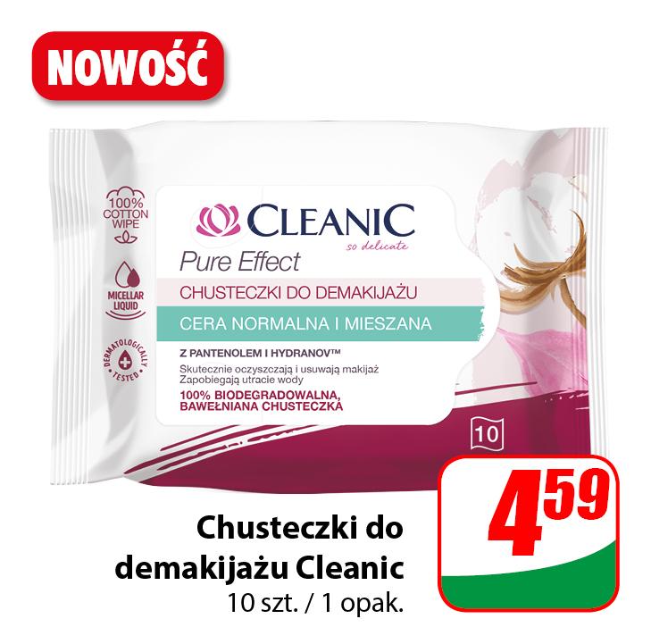 Chusteczki do demakijażu Cleanic - Dino