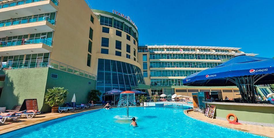 HIT!! Bułgaria Hotel 4* z śniadaniem za 7 dni 180 zł a za 14 dni 356 zł ( cena za osobę), termin wrześniowy Dojazd własny