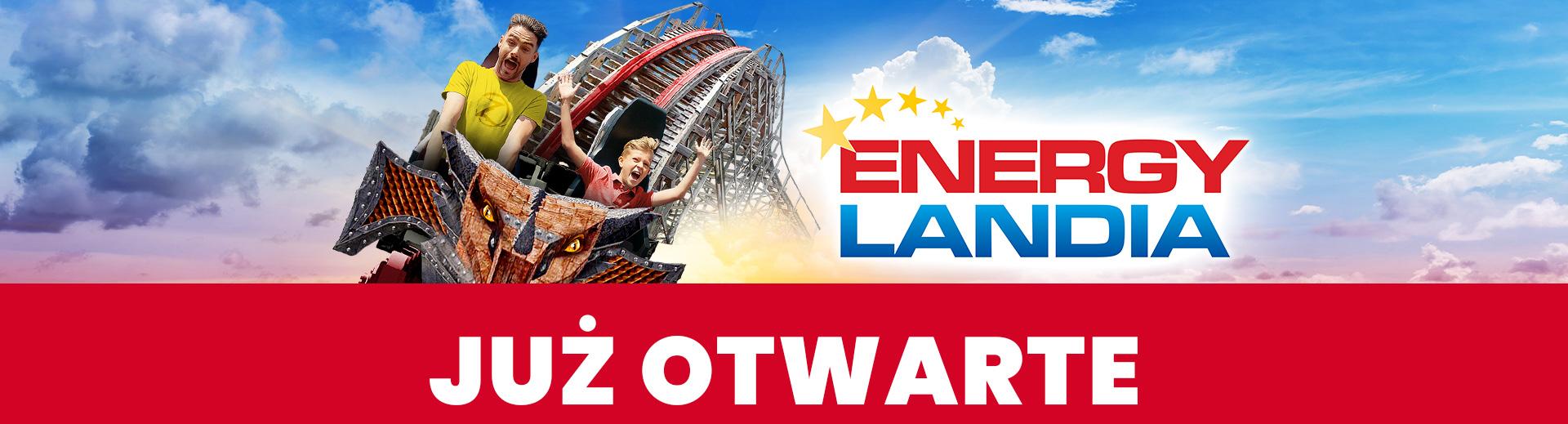 Dzień dziecka w Energylandi trwa cały rok - Bilety od 1 zł