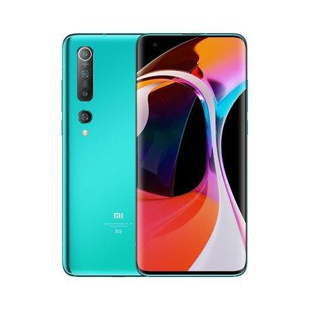 Smartfon Xiaomi Mi 10 8/128GB Coral Green + 2 lata ochrony ekranu (8/256 za 2999) W KOŃCu ;)