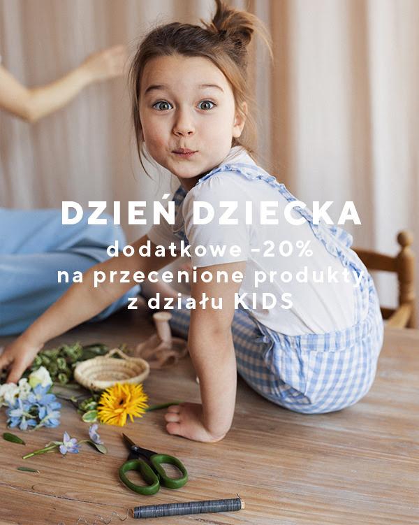 Reserved Dzień dziecka -20% na przecenioną kolekcję dla dzieci