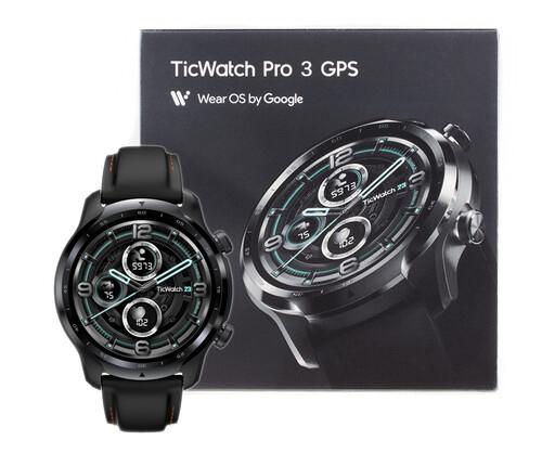 Zegarek Smartwatch TicWatch Pro 3 GPS NFC Wear OS