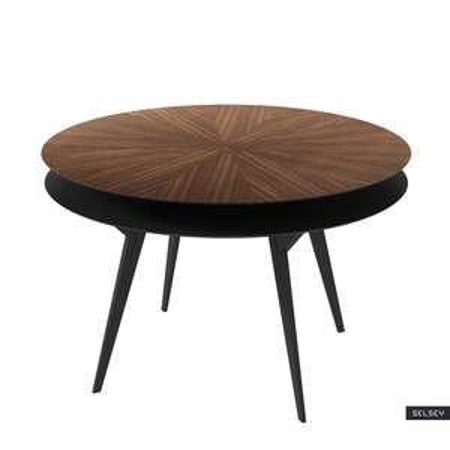 Stół okrągły Luzenco 120cm za 1079zł @ Selsey