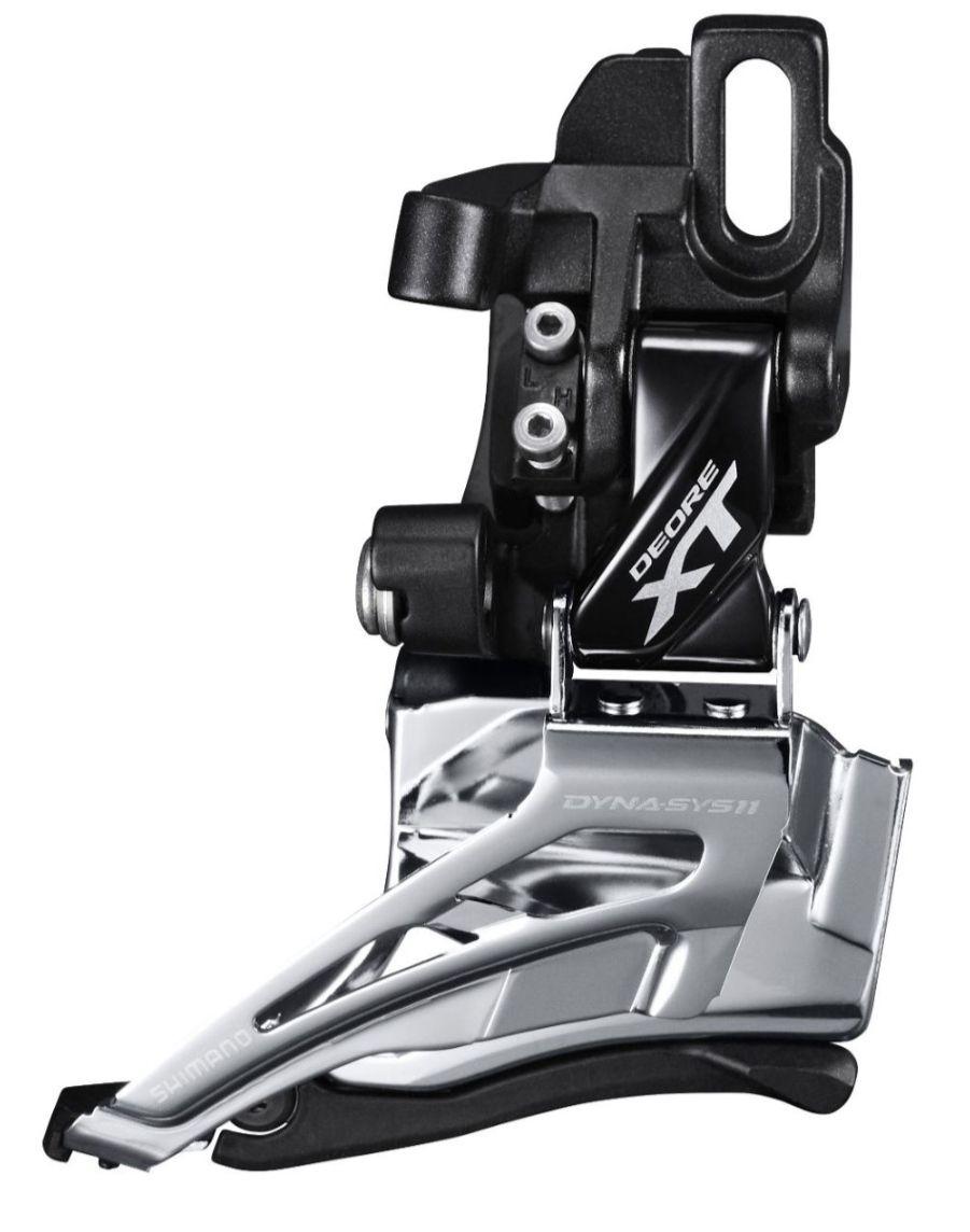 Przerzutka Deore XT M8025 Dual Pull (Dolny lub górny ciąg) L/H DM / 15,49€ + 4,98€ wysylka @Wiggle