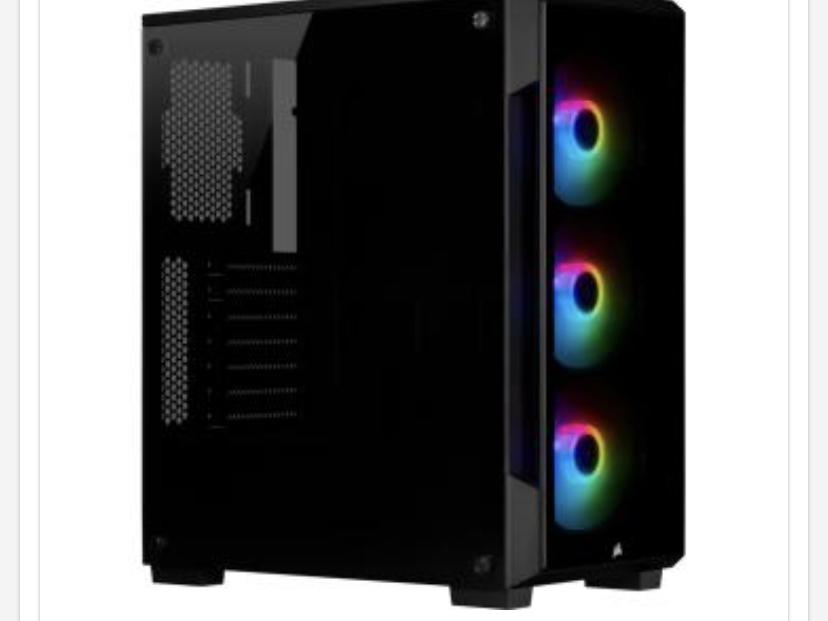 Obudowa PC Corsair iCUE 220T RGB
