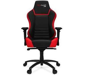 Fotel Pro-Gamer Gorgon 2.0 (czarno-czerwony)