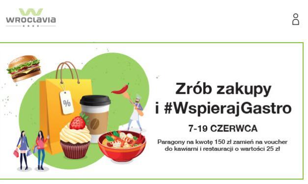 Wroclavia - kupon 25 zł do restauracji za wydane 150 na zakupy