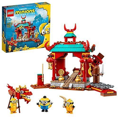 Minions Kung Fu Battle - LEGO 75550 - najniższa cena w historii!, 20,40£
